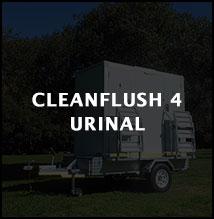 Cleanflush 4 urinal