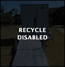 Recycle disabled range